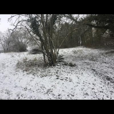 Première neige sur Rhafni Skogr