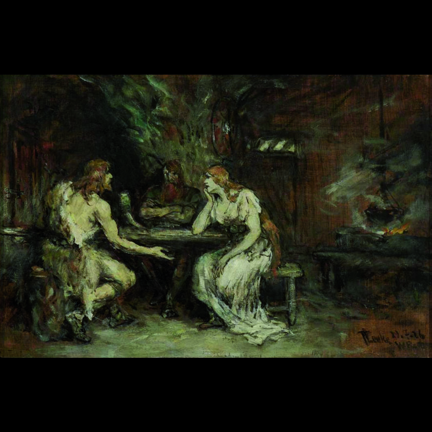 Siegfried et Brunhilde