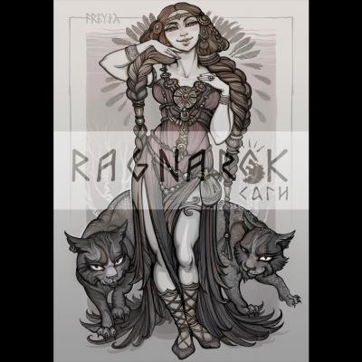 Freyja (jeu de cartes)