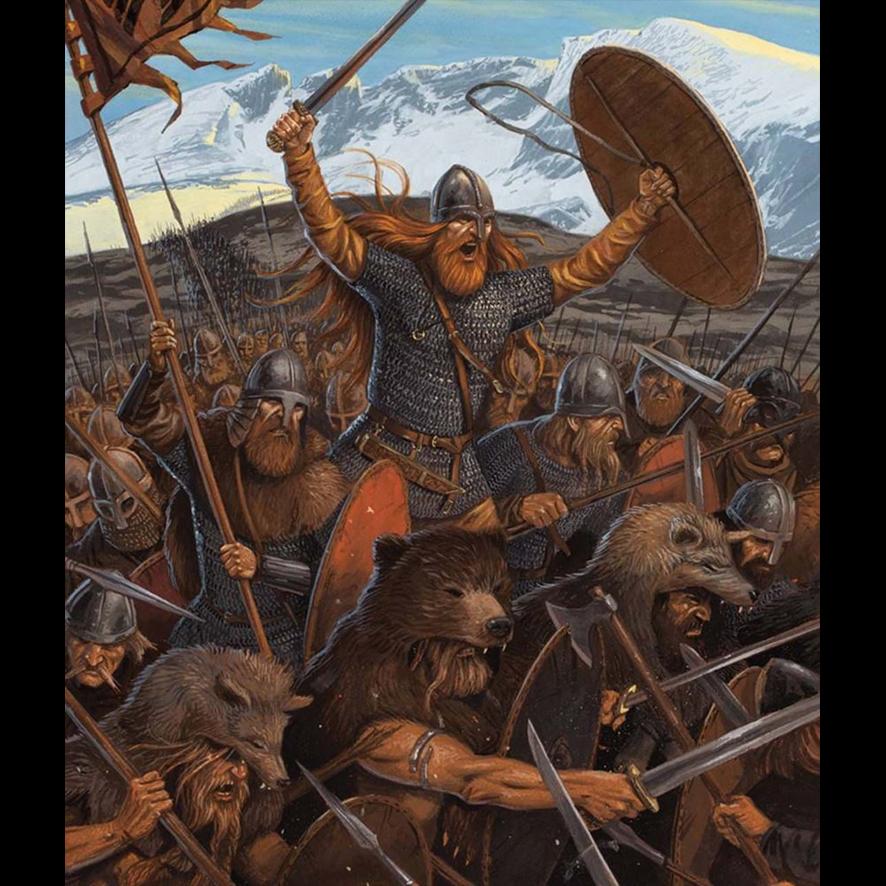 Harald Dovrefostre