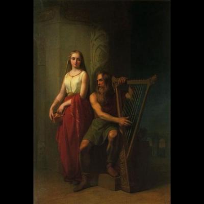 Idunn et Bragi