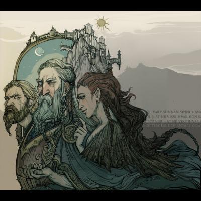 Journey Advisor (illustration du Lokasenna)