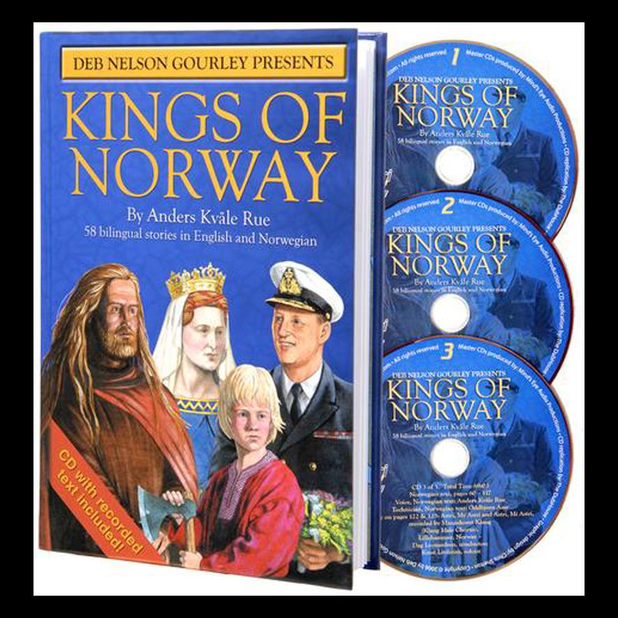 Kings of Norway, Anders Kvåle Rue