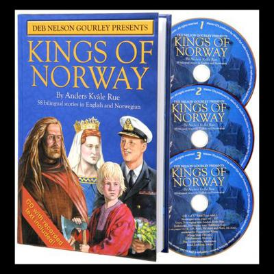 Kings of Norway, Anders Kvåle Rue