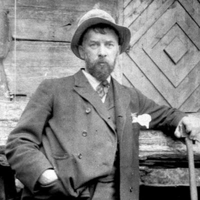 Louis Moe (1857 - 1945)