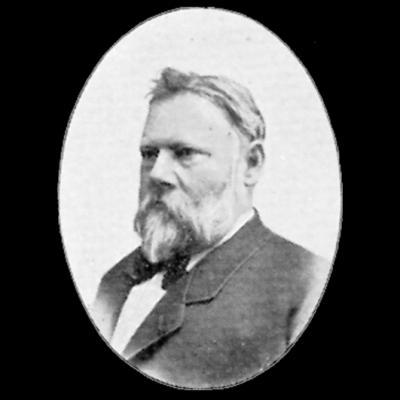 Portrait de Mårten Eskil Winge