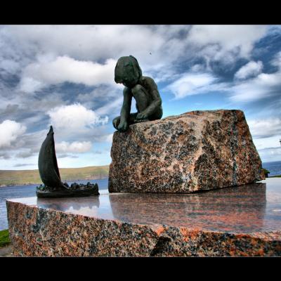 Le dernier voyage - Sandvík (Îles Féroé)