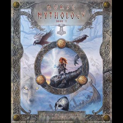 Norse Mythology par Milivoj Ceran