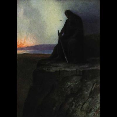 Odin au Ragnarok