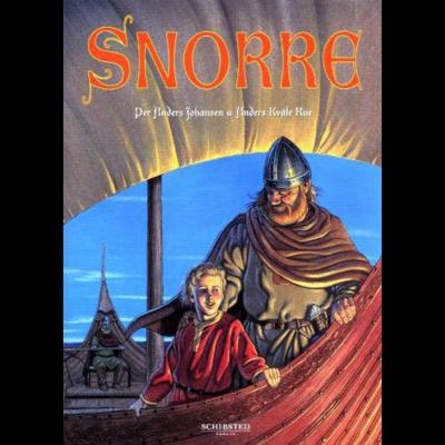 Snorre, Anders Kvåle Rue
