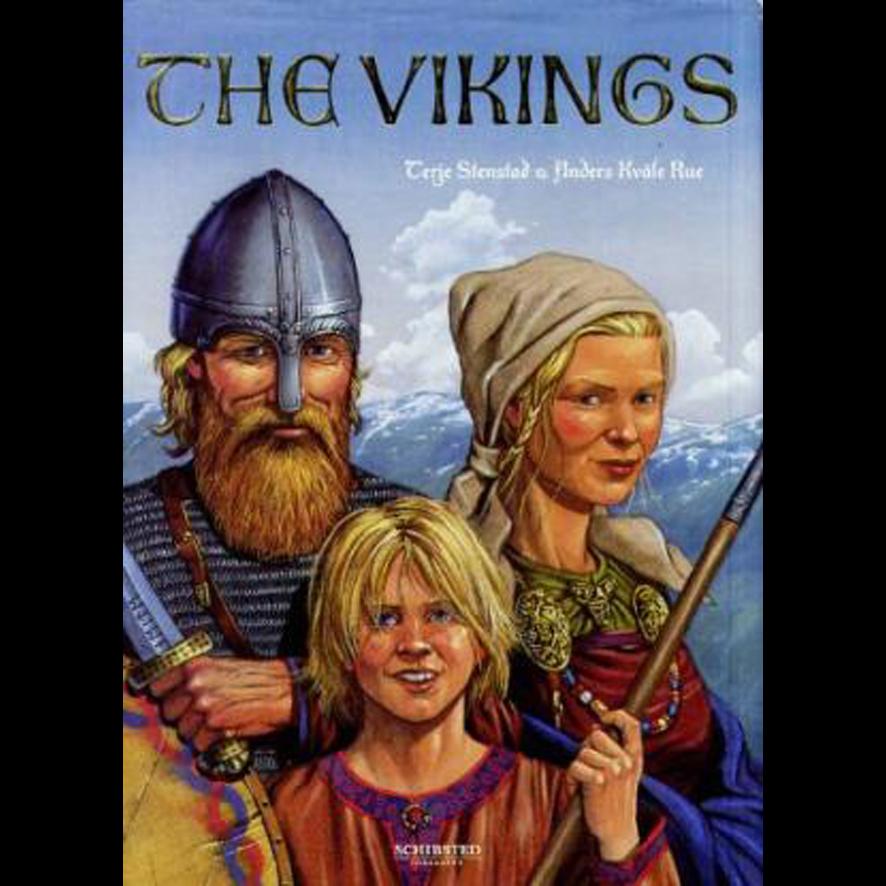 The Vikings, Anders Kvåle Rue