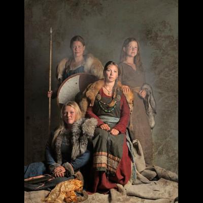 Femmes vikings