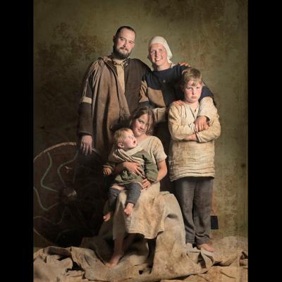Famille viking