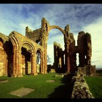 Prieuré de Lindisfarne