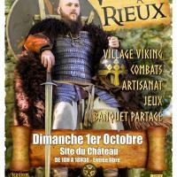 Des Vikings à Rieux !