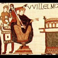 Guillaume le Conquérant, fragment de la Tapisserie de Bayeux
