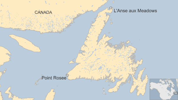 Canada, Point Rosee