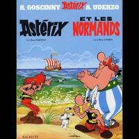 Asterix, tome-9, Asterix et les Normands
