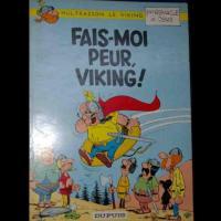 Hultrasson le Viking, Fais-Moi Peur Viking