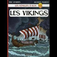 Les Voyages d'Alix, Les Vikings