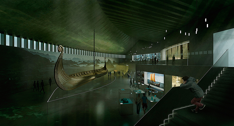 Aart architects new viking age museum oslo norway designboom 05