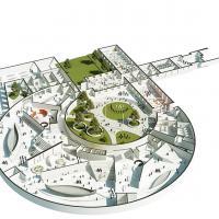 Naust, le projet du nouveau musée de l'Âge Viking à Oslo, conçu par AART Architects