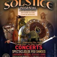 Solstice festival de Nemours