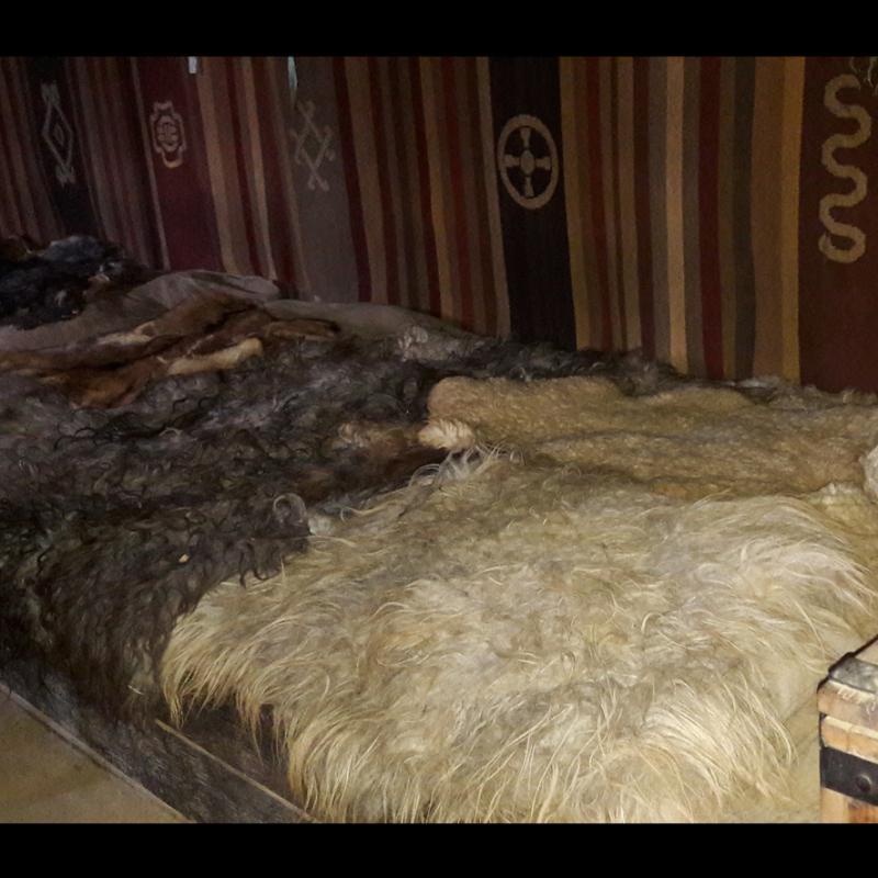 L 39 habitat des vikings for Meuble cuisine delacroix