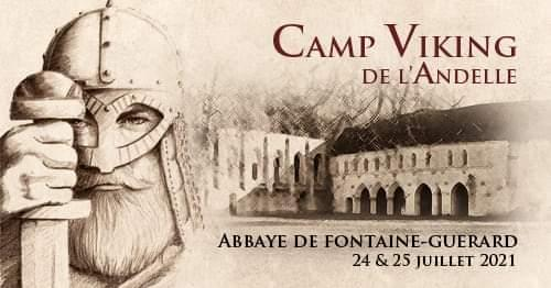 Camp Viking de l'Andelle