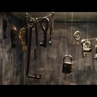 Clés vikings au musée d'Histoire, à Oslo