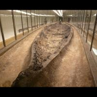 Bateau tombe du tumulus de Ladby, Danemark