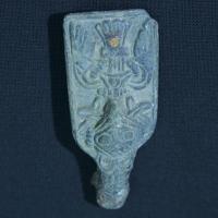 Danemark - découverte d'une représentation de Loki à Ågård - Photo: Museum Sydøstdanmark