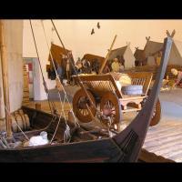 Musée viking à Ribe, Danemark