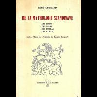 De la Mythologie scandinave, des Eddas, des Sagas, des Drapas, des runas