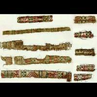 Norvège - De la soie persane dans la sépulture d'Oseberg