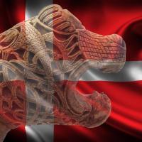 Les Vikings au Danemark