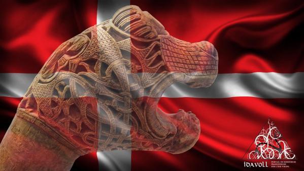 Sites vikings au Danemark