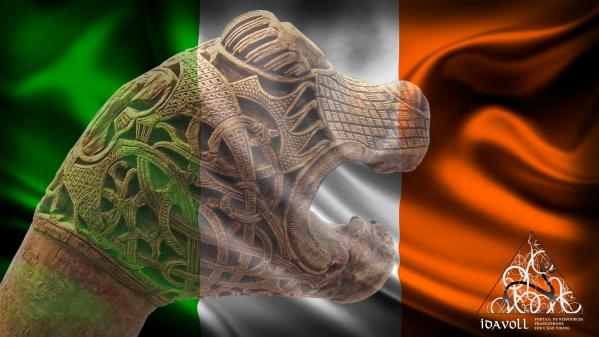 Sites vikings en Irlande