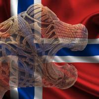 Les Vikings en Norvège