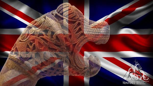 Sites vikings au Royaume-Uni