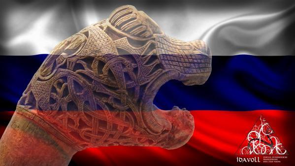 Les Vikings en Russie