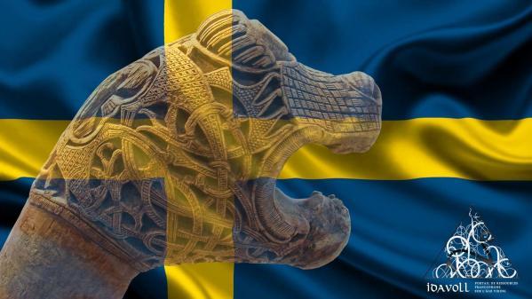 Les Vikings en Suède