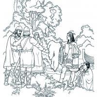 Echanges commerciaux avec les Skrælings au Vinland