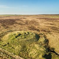 Ecosse - Le Broch de Thing, à Caithness - Photo: Chris Sinclair