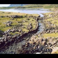 Ecosse - Rubh' an Dùnain, le canal viking