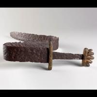 Épée du Xème siècle de type O découverte en Norvège - Photo Musée d'histoire culturelle d'Oslo