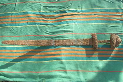 Épée viking de Volhynie, Ukraine