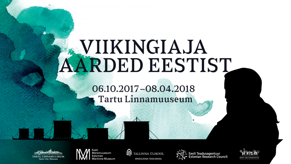 """Estonie - Exposition """"Les trésors de l'Âge Viking en Estonie"""" au musée de Tartu"""
