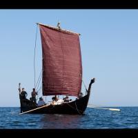 Estonie - Le navire VikingTurm