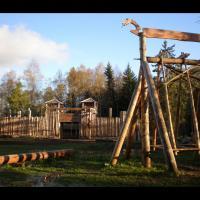 Estonie - Viikingite Küla, le village viking